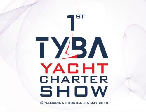 1st TYBA Yacht Charter Show at Palmarina Bodrum